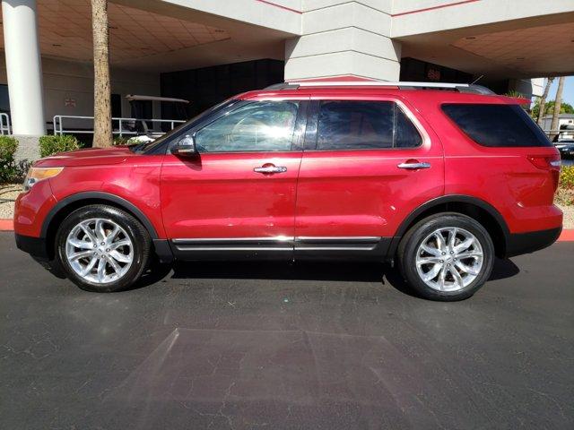 2012 Ford Explorer FWD 4dr XLT - Image 3