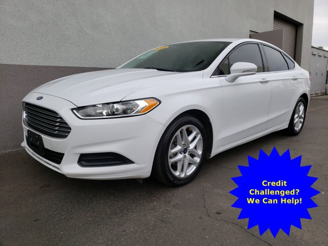 2015 Ford Fusion 4dr Sdn SE FWD - Main Image