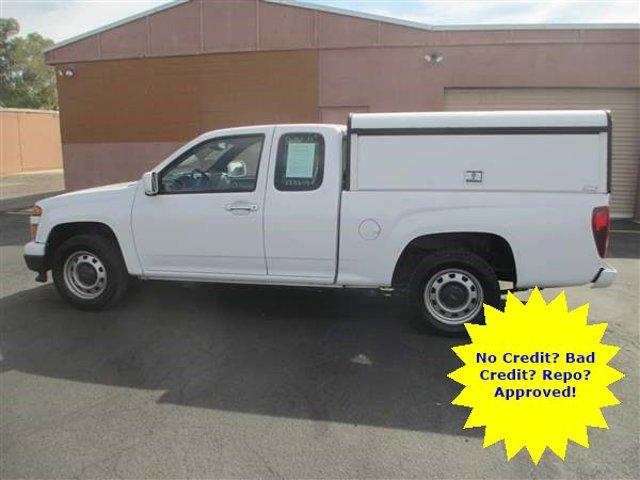 2012 Chevrolet Colorado 2WD Ext Cab Work Truck