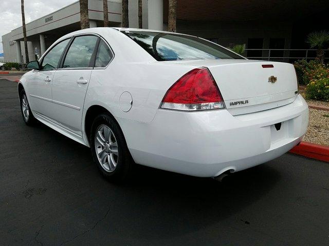 2012 Chevrolet Impala 4dr Sdn LS Fleet - Image 7