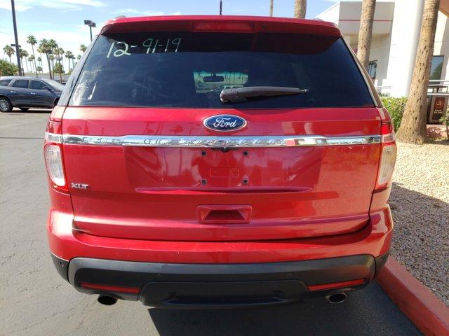 2012 Ford Explorer FWD 4dr XLT - Image 5