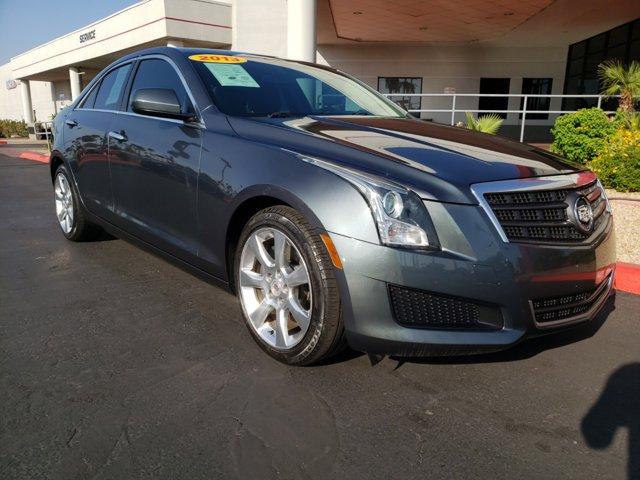 2013 Cadillac ATS 4dr Sdn 2.0L RWD - Image 8