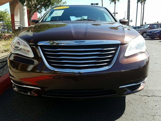 2012 Chrysler 200 4dr Sdn Touring - Image 2