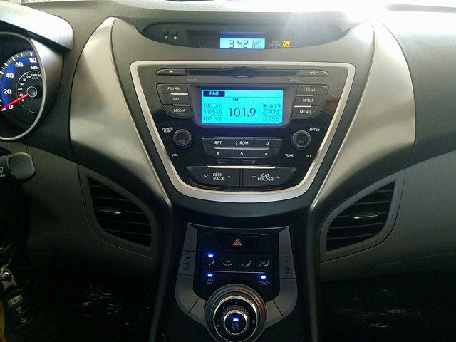 2013 Hyundai Elantra 4dr Sdn Auto GLS PZEV (Ulsan Plant) - Image 9