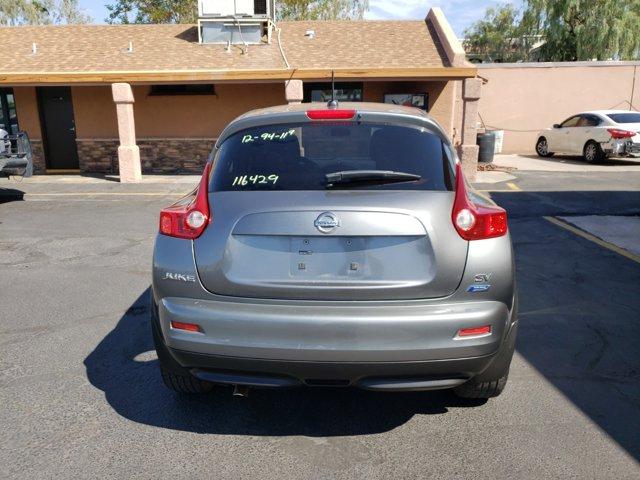 2012 Nissan JUKE 5dr Wgn CVT SV FWD - Image 6