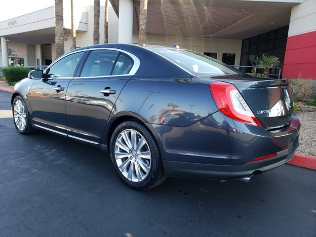 2013 Lincoln MKS 4dr Sdn 3.5L AWD EcoBoost - Image 4
