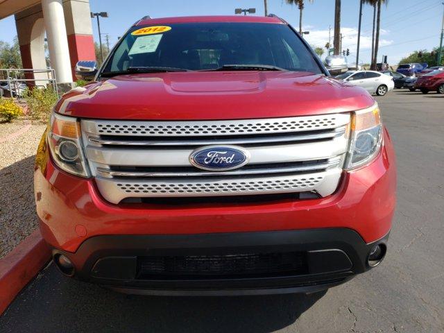2012 Ford Explorer FWD 4dr XLT - Image 2