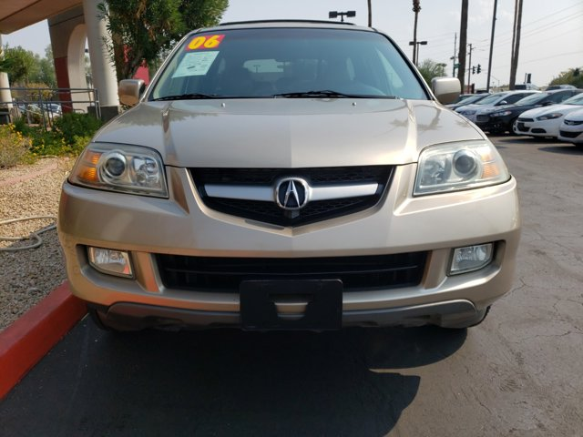 2006 Acura MDX 4dr SUV AT Touring w/Navi - Image 2