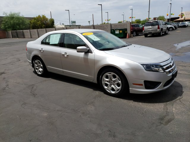2011 Ford Fusion 4dr Sdn SE FWD - Image 7