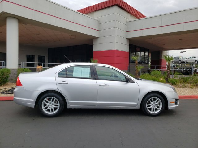 2012 Ford Fusion 4dr Sdn S FWD - Image 7
