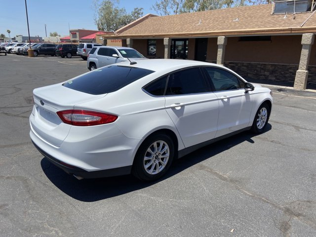 2015 Ford Fusion 4dr Sdn S FWD - Image 7