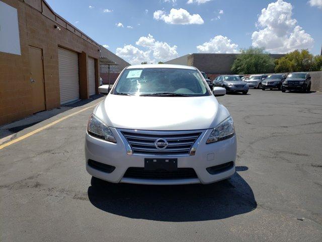 2013 Nissan Sentra 4dr Sdn I4 CVT SV - Image 4
