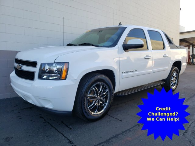 2008 Chevrolet Avalanche 2WD Crew Cab 130 LT w/1LT - Main Image