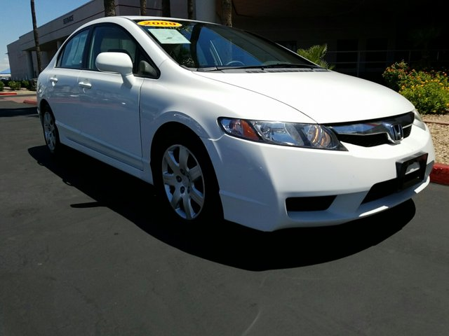 2009 Honda Civic Sdn 4dr Auto LX - Image 15