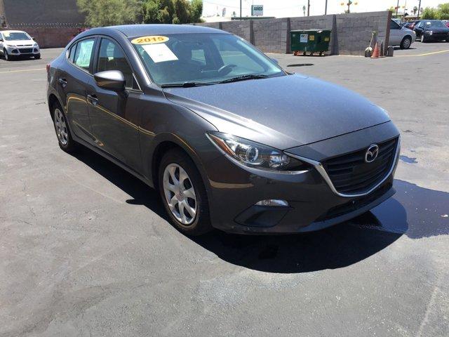 2015 Mazda Mazda3 4dr Sdn Auto i Sport - Image 4