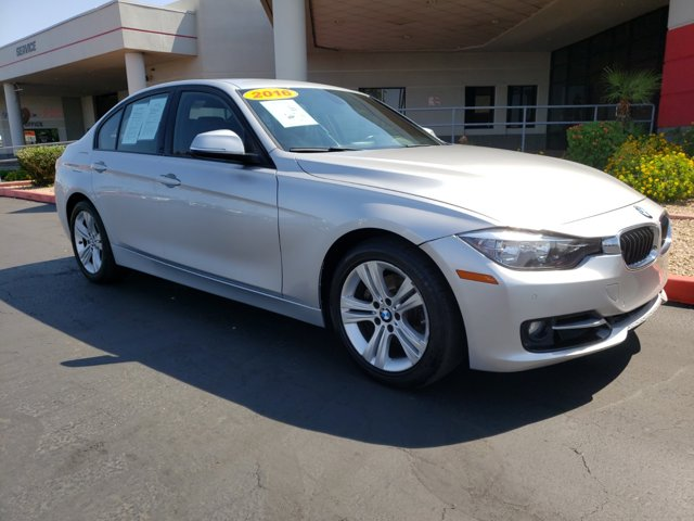 2016 BMW 3 Series 4dr Sdn 328i RWD South Africa SULEV - Image 8