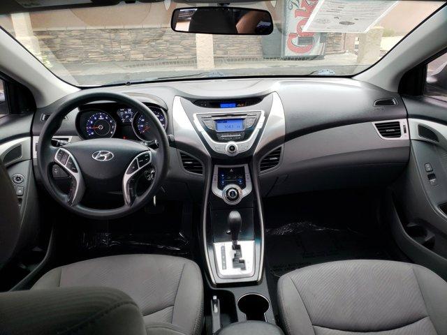 2012 Hyundai Elantra 4dr Sdn Auto GLS (Alabama Plant) - Image 10