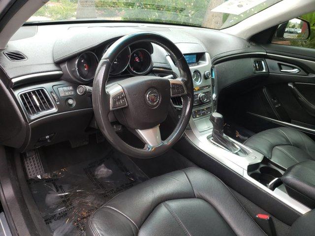 2008 Cadillac CTS 4dr Sdn RWD w/1SA - Image 4