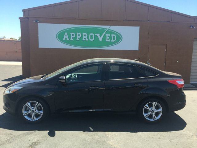 2014 Ford Focus 4dr Sdn SE - Main Image