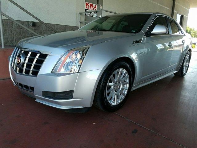 2012 Cadillac CTS Sedan 4dr Sdn 3.0L RWD - Main Image