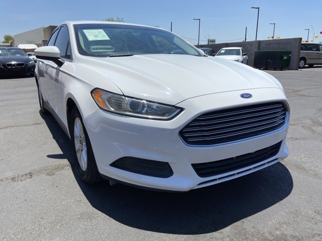 2015 Ford Fusion 4dr Sdn S FWD - Image 12