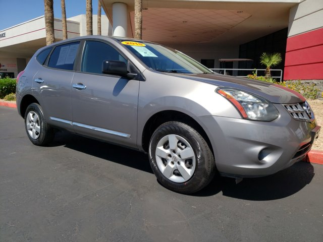 2015 Nissan Rogue Select FWD 4dr S - Image 8