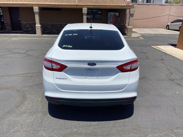 2015 Ford Fusion 4dr Sdn S FWD - Image 8