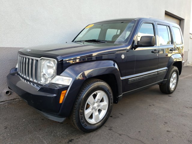 2011 Jeep Liberty 4WD 4dr Sport - Main Image