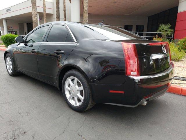 2008 Cadillac CTS 4dr Sdn RWD w/1SA - Image 7