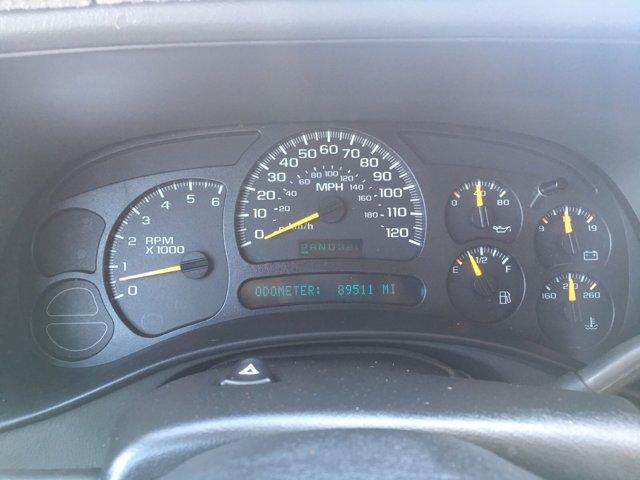 2005 Chevrolet Silverado 1500 Crew Cab 143.5 WB LS - Image 12
