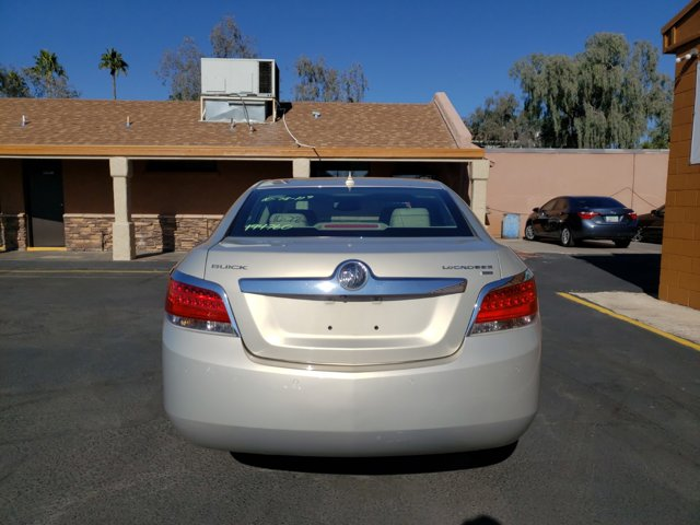 2010 Buick LaCrosse 4dr Sdn CXL 3.0L FWD - Image 6