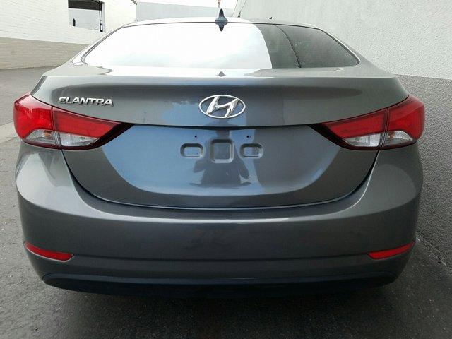 2014 Hyundai Elantra 4dr Sdn Auto SE (Alabama Plant) - Image 7