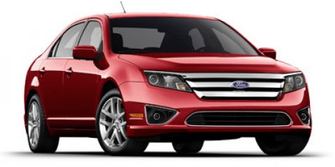 2012 Ford Fusion 4dr Sdn SE FWD - Main Image