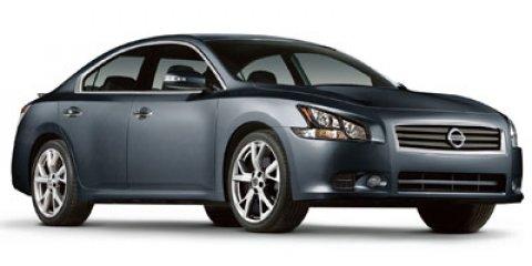 2012 Nissan Maxima 4dr Sdn V6 CVT 3.5 SV w/Sport Pkg