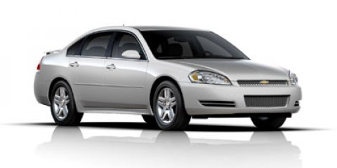 2012 Chevrolet Impala 4dr Sdn LT Retail - Main Image