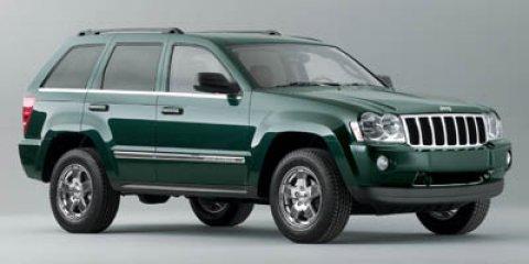2005 Jeep Grand Cherokee 4dr Laredo