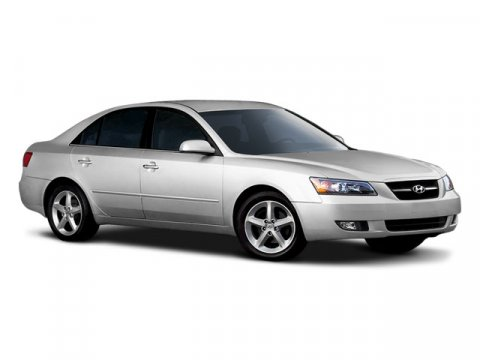 2008 Hyundai Sonata 4 DOOR SEDAN - Main Image