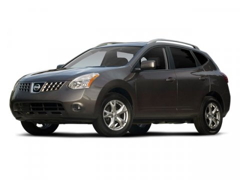2008 Nissan Rogue 4 DOOR WAGON - Main Image