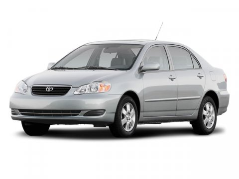 2008 Toyota Corolla 4 DOOR SEDAN - Main Image
