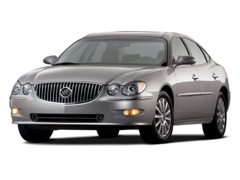 2009 Buick LaCrosse 4dr Sdn CX - Main Image