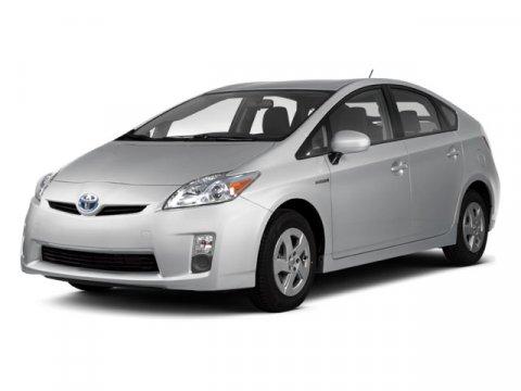2010 Toyota Prius 4 DOOR HATCHBACK