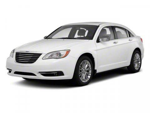 2013 Chrysler 200 4dr Sdn LX - Main Image