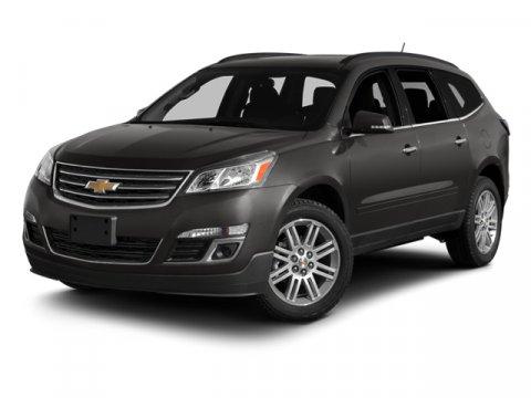 2014 Chevrolet Traverse FWD 4dr LS