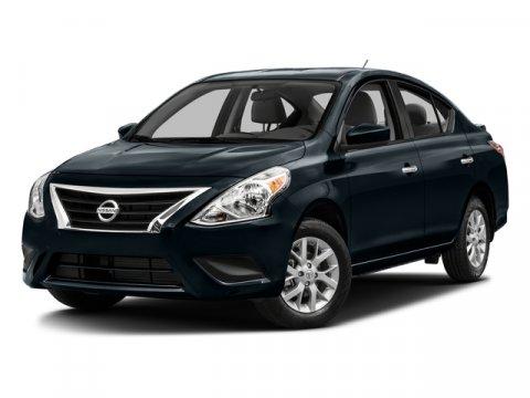 2016 Nissan Versa 4dr Sdn CVT 1.6 SV