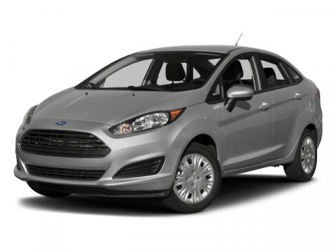 2017 Ford Fiesta SE Sedan - Main Image