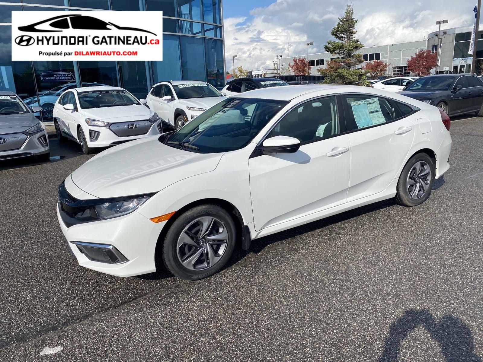 Honda Civic Sedan 4dr Car - 2019