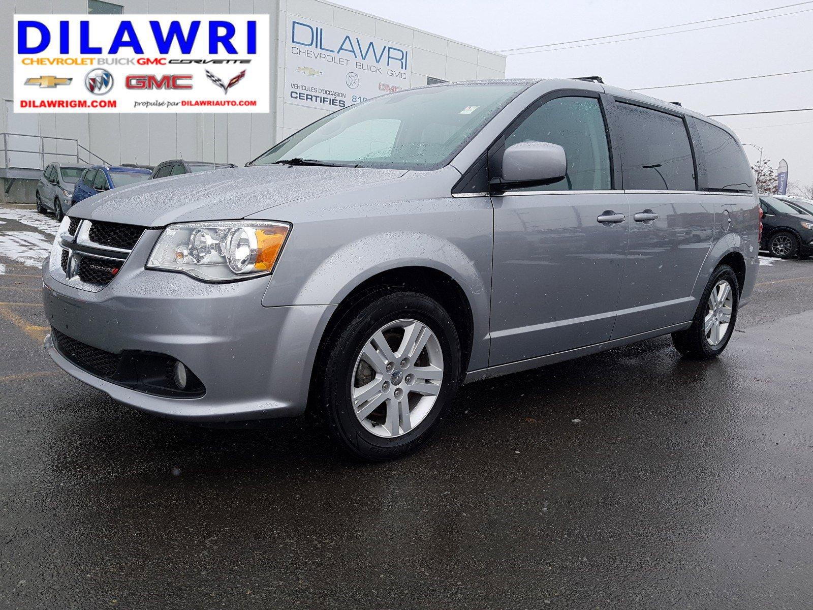 Dodge Grand Caravan Mini-van, Passenger - 2018