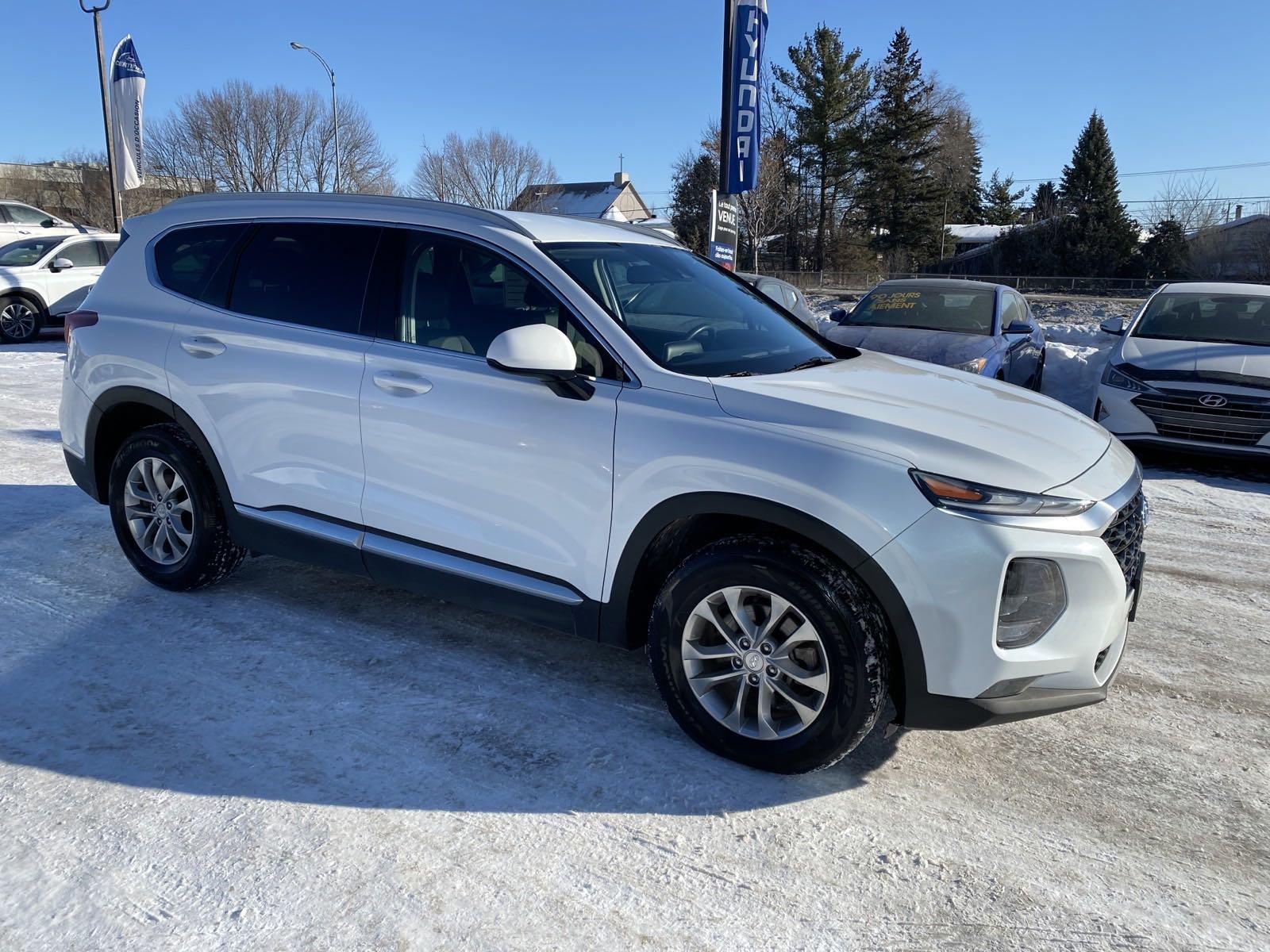 2019 Hyundai Santa Fe Sport Utility