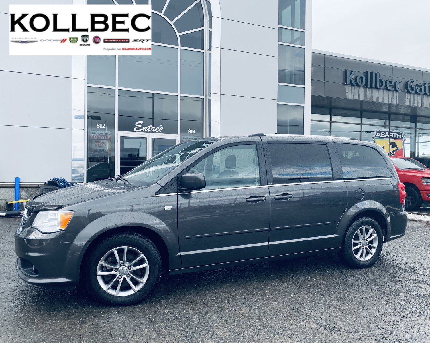 Dodge Grand Caravan Mini-van, Passenger - 2014