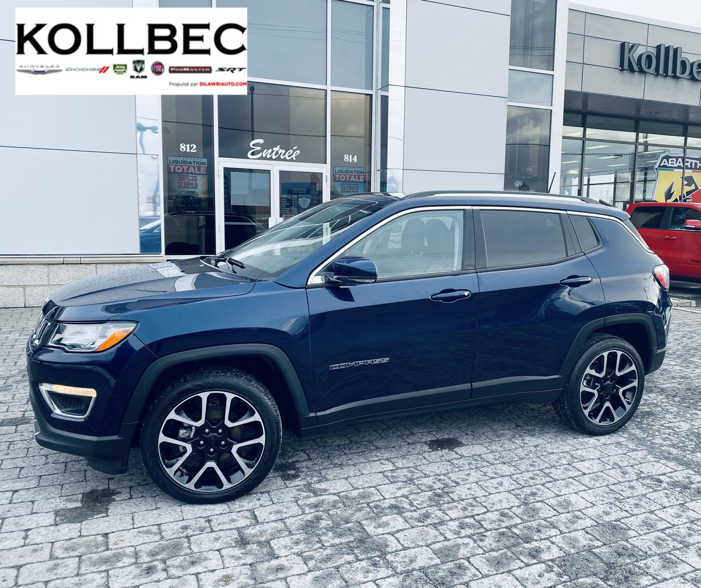 Jeep Compass Sport Utility - 2019